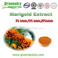Marigold extract super lutein.lutein powder.marigold flower extract