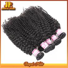 Jp Virgin Hair Great Amazing Human Raw Short Hair Brazilian Curly Weave