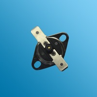 Manual reset bimetal thermostat KSD 301 series