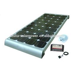 DIY 12V Complete Solar Panel Kits for Caravan Motorhome RV Boat