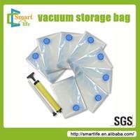 Organize Your Closet - Nylon/PE Plastic Flat compression vacuum bag