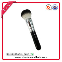 Synthetic makeup brush mineral