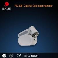 PS-306 Cryotherapy hammer skin cold hammer 1Improve Blood Circulation facial machine apparatus