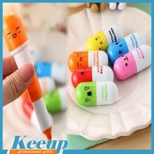 Advertising cheap folding cute ballpoint pen