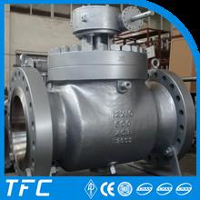 high pressure reducing bore ball valve