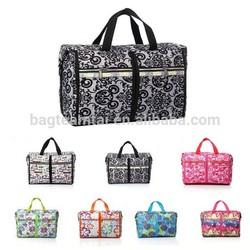 2015 China manufacturer fashional traveling duffle bag