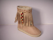Hot sale, 2014 new style women snow boots with tassel decoratd, low help high help boots