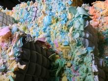 100% dry polyurethane scrap foam hot selling in Jordan