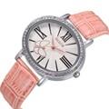 skone 9369 irregular de la mujer de forma de mariposa caso dial antiguo reloj de pulsera