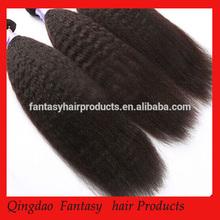alibaba express 2014 top fashion hot sale stock brazilian hair italian Indian yaki hair