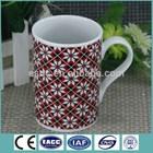 2014 New Advertising Ceramic Mug For Christmas