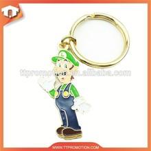 Custom nissan keychain for promotion gift
