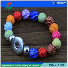 newest fashion popular make rubber band bracelet