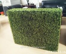 Outdoor garden decoration plastic boxwood hedge artificial hedge