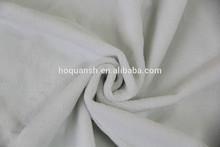 Soft coral fleece PU waterproof fabric for mattress cover