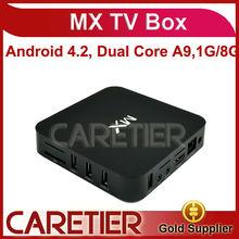 Hottest Amlogic 8726 dual core rk3066 Best Android TV Box MX XBMC hd 1080p porn video