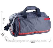EN71 70D nylon sports duffel bag 2015