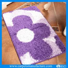 cut pile mat for bedroom or bathroom