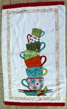 Cheap Wholesale 100% Cotton Thick Tea Towel Kitchen Towel