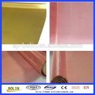 copper wire mesh screen system/woven copper wire mesh screen/woven wire copper mesh rolls