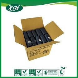 wholesale compostable dog waste bags astm d6400