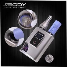 The powerful 18650 big battery mod e-cigarette sbody S-CA1 vv bottom feeder mod