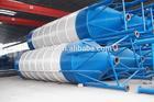 100T Mobile cement silo