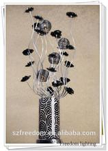 Tulip Wedding Decor Light Floor Art