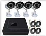 Hot selling 4CH DVR KIT Good For Promotion Shenzhen Factory DFD Brand Outdoor 4CH DVR Kit