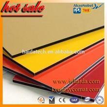 antistatic aluminum composite panels pe acm/acp aluminum composite panel (p high gloss aluminum composite panel for sign boarde)