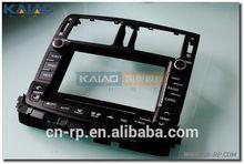 High precision electronic cnc machining abs plastic rapid prototype