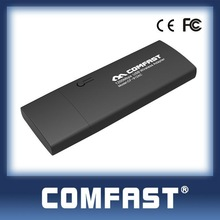 Best Price COMFAST CF-912AC 802.11AC 1200M laptop USB WiFi Dongle WiFi Direct Black Color Case
