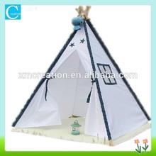 Kid teepee tent princess castle play tent