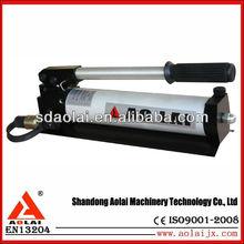 CE EN13204 Emergency Tools manual hand oil pump best price