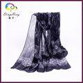 جودة عالية تصميم الأزياء وشالات شالات كشميرية التطريز اليدوي