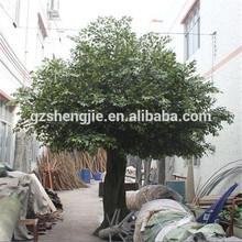 SJZZY Festive & Party Supplies Decorative Ficus Tree , Artificial Natural Banyan Tree