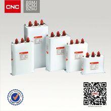 Low Voltage High Quality Capacitor BSMJ,BCMJ,BZMJ super capacitor 10000f