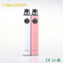 Best quality vaporizer pen haha evod battery evod twist battery evod