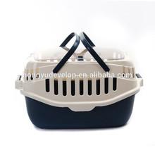 Durable Pet Plastic Flight Carriers/Cat Cages