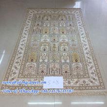 christmas ornament 5x8ft plain color handmade persian four season garden design area rugs floor mat