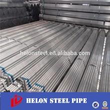 Best price! Pre-Galvanized Steel Pipe/Tube First Grade Brand Zhaolida