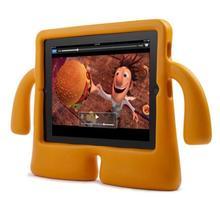 3D Cartoon Kick Stand EVA Kid Shockproof Case cover for ipad 2/3/4,50pcs/lot