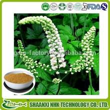 Best quality cimicifugoside / black cohosh extract / black cohosh