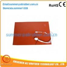 Silicone Heating Pad Heating Clay Brick
