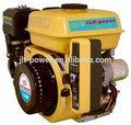 Cuivre moteur de gaz moteur 4-temps seule cylindre main démarrer essence, Moteur 168f