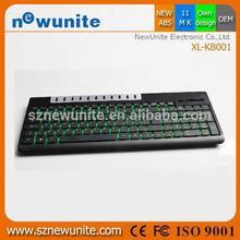 New style hot selling 2.4g ultra mini wireless keyboard