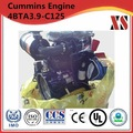 Vente chaude 125HP 4BTA série diesel moteur pour stationnaire pompe 4bta3. 9-C125