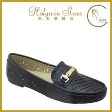 2015 spring summer hot sale laser holes women loafers
