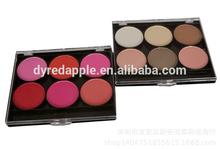 Hot sale 6 color contour palette blush boutique