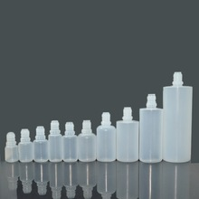 sterile eye droppers bottle,soft ldpe plastic bottle with long thin tips